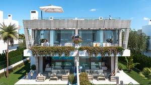 4 sovrum Villa till salu i Puerto Banus