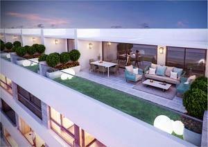 2 bedroom Penthouse for sale in Villajoyosa