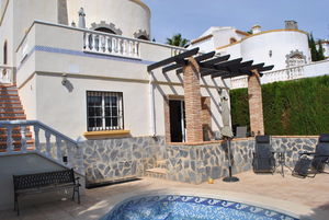 4 Bedroom 3 Bathroom Detached Villa in Los Dolses