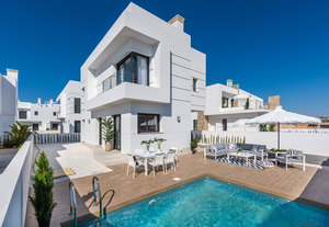 4 sovrum Villa till salu i Quesada