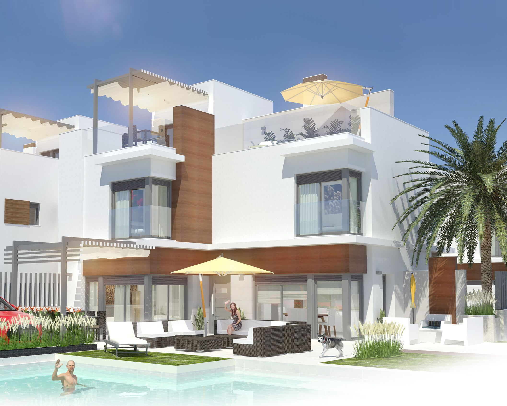 Costa Blanca New Builds