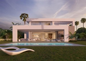 4 bedroom Villa for sale in Mijas