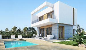 3 bedroom Villa for sale in Jacarilla