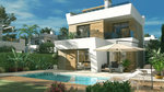 Spectacular 3 bed 3 bath New Build Villas with pool in Quesada