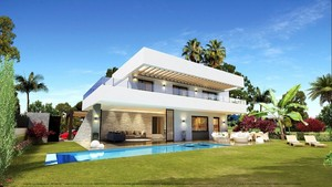 4 bedroom Villa for sale in Estepona