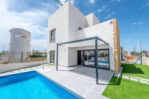 3 bedroom Villa for sale in Rojales