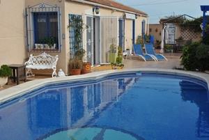 3 Bedroom 3 Bathroom Detached Villa in Los Montesinos