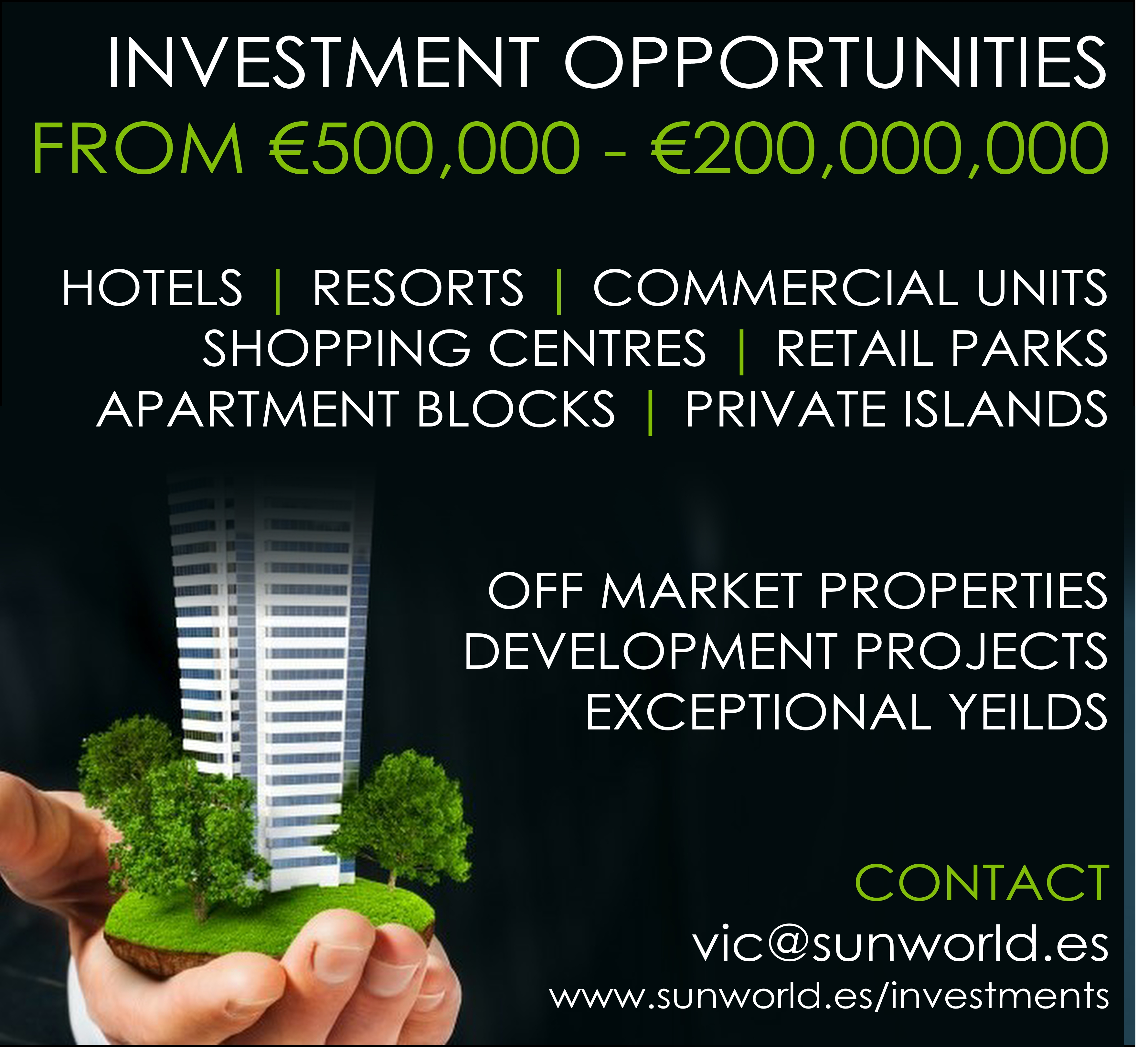 Commercial Investments
