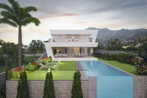 4 bedroom Villa for sale in La Cala de Mijas