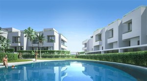 3 bedroom Townhouse for sale in Fuengirola
