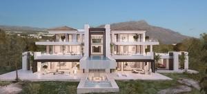 5 sovrum Villa till salu i Benahavis