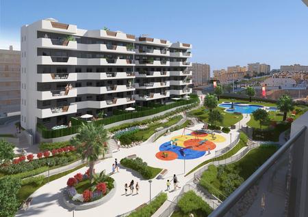 Фото Апартаменты с 2 спальнями в Alicante