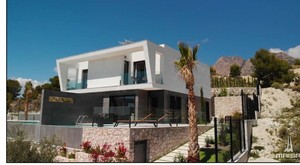 3 bedroom Townhouse for sale in Finestrat
