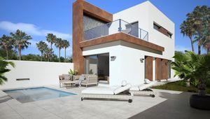 Villa 3 dormitorio se vende en Daya Nueva