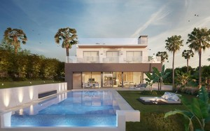 3 bedroom Villa for sale in Nueva Andalucia