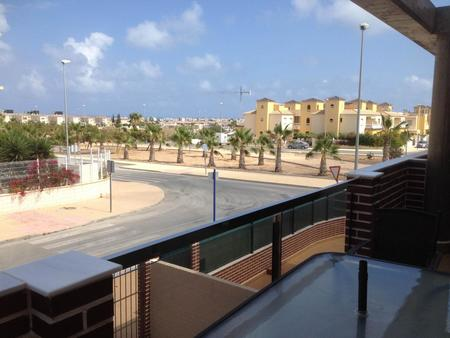 Stock Foto Penthouse with 3 bedrooms in Cabo Roig