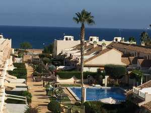 Beautiful Penthouse Apartment with Stunning Views Beach side Cabo Roig