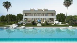 3 sovrum Villa till salu i Marbella