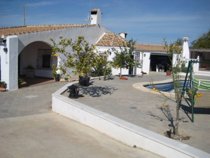 4 Bedroom 3 Bathroom Detached Villa in Murcia