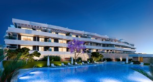 1 bedroom Appartement te koop in Estepona