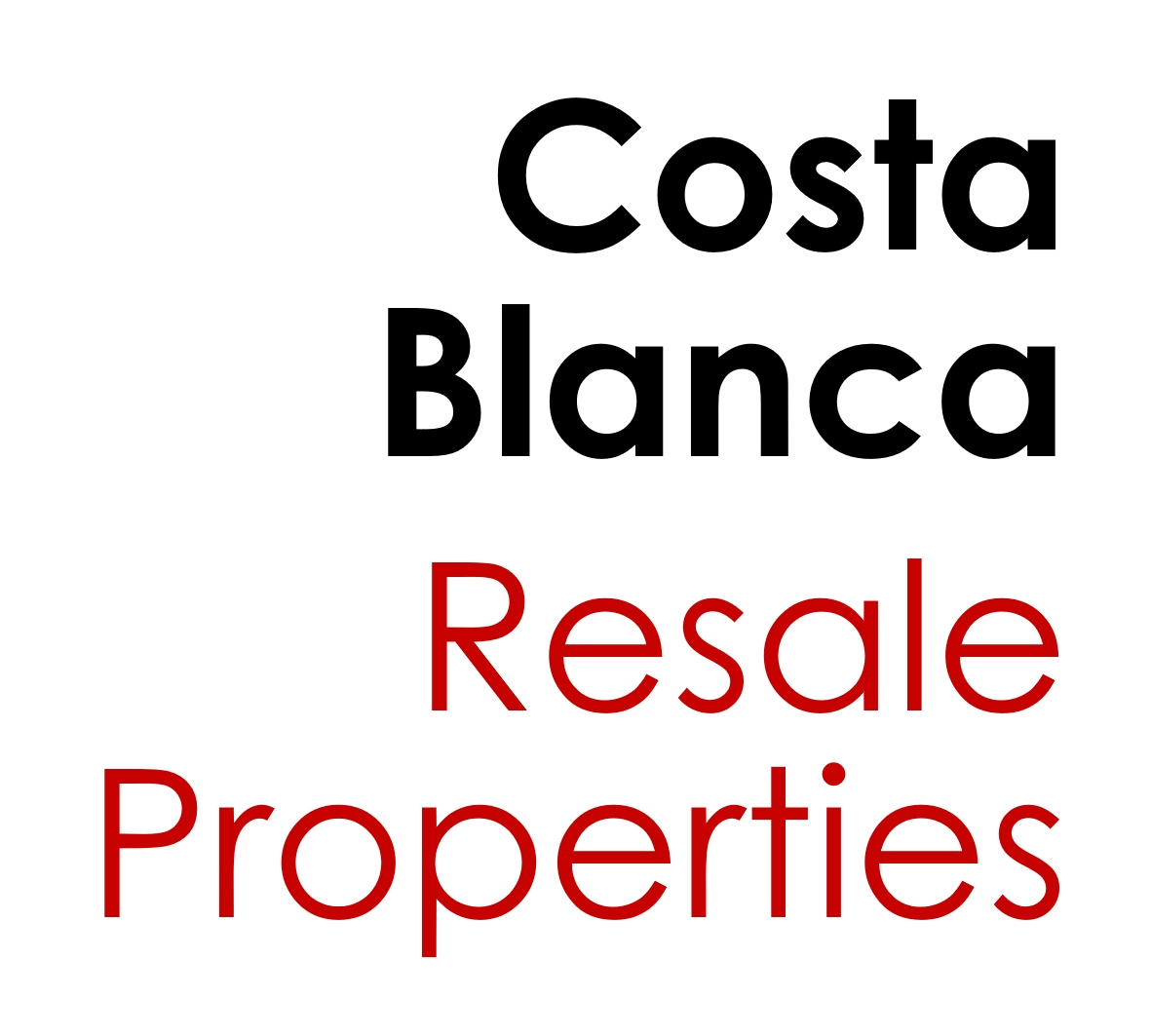 Costa Blanca Resale Properties