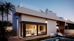3 sovrum Villa till salu i Roda