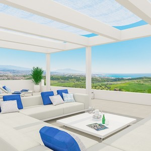 2 bedroom Penthouse for sale in Casares