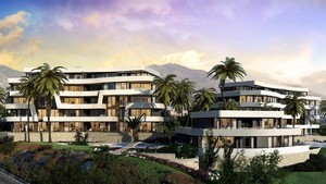 3 bedroom Penthouse for sale in Mijas