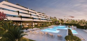 2 bedroom Penthouse for sale in Estepona
