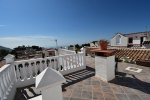 Two bedroom two bathroom house in Mijas Pueblo