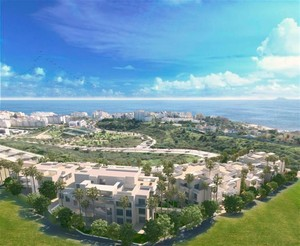 3 bedroom Apartment for sale in Estepona