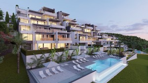 3 bedroom Penthouse for sale in Benahavis