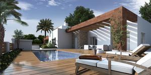 New build detached villa for sale in Los Altos