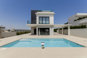 4 bedroom Villa for sale in Dehesa De Campoamor