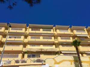 3 bed 2 bath ground floor apartment for sale in Campoamor
