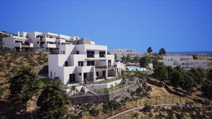1 bedroom Penthouse for sale in Marbella