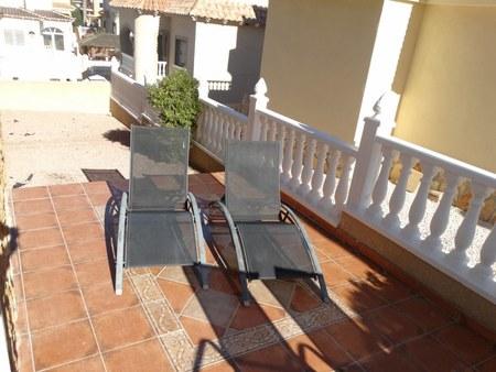 Фото Вілла з 3 спальнями в Orihuela Costa