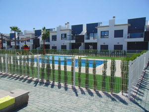 1 bedroom Villa te koop in Pilar de la Horadada
