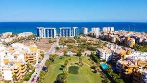 Appartement 1 slaapkamers te koop in Punta Prima