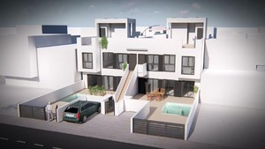 2 bedroom Apartment for sale in San Pedro del Pinatar