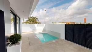 3 bedroom Villa for sale in Mar de Cristal