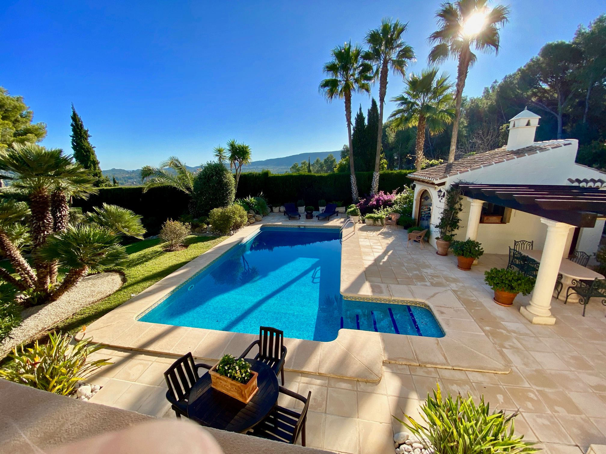 Houses for sale in Toscal Javea