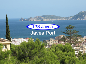 Javea Port plot for sale
