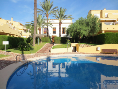 Modern apartments to rent in Javea