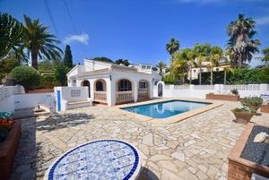 Villa for sale Adsubia Javea