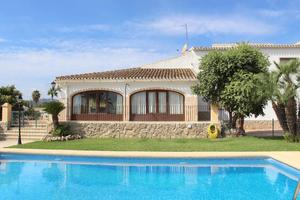 Villa for long term rental Javea.