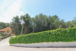 Plot for sale in Javea Tosalet