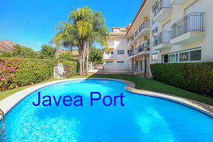3 Bedroom apartment for sale in Javea Port