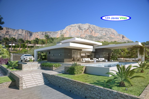 Montgo Javea New build villa for sale