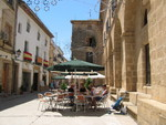 Javea Old Town Square